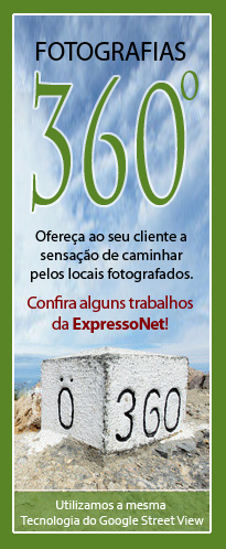 ExpressoNet - Fotos em 360 graus para hotis e pousadas, Criao de Websites, Posicionamento em sites de busca
